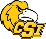 College of Southern Idaho Golden Eagles Logo - Go To Homepage